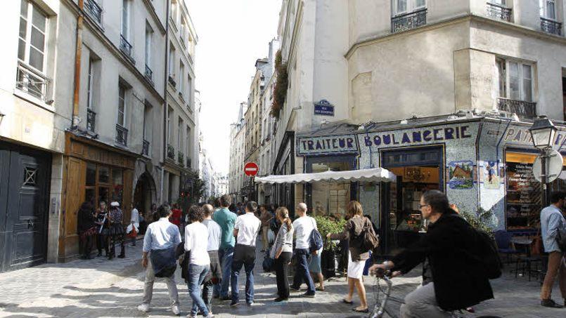 Après le Marais (notre photo), d'autres quartiers à forte concentration de locations illégales devraient être contrôlés.