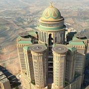 Le plus grand hôtel du monde va ouvrir à la Mecque