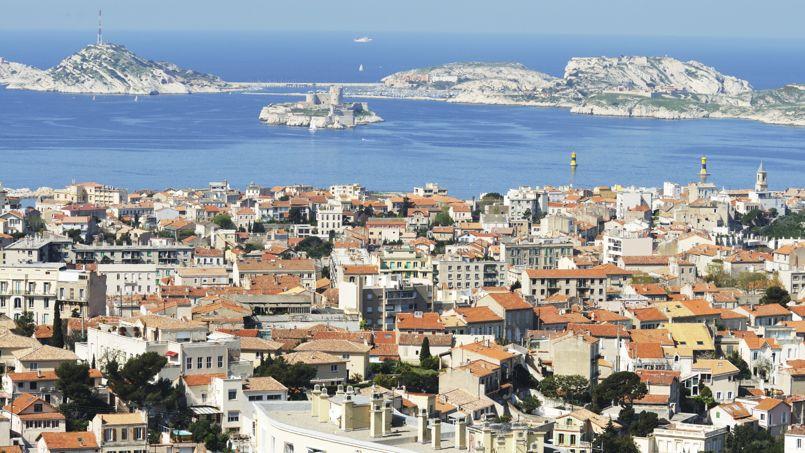 À Marseille, les loyers ont chuté de 7% depuis le début de l'année.