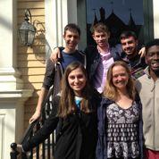 7 étudiants se lancent dans un tour à vélo pour faire aimer les sciences aux jeunes