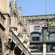 Le chantier de rénovation de La Samaritaine devant le Conseil d'Etat