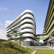 Une université design et «verte» ouvre à Singapour