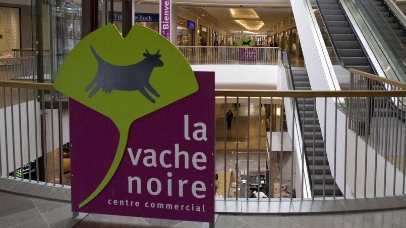 Le centre commercial La Vache Noire, à Arcueil, ferait partie des dix centres commerciaux convoités par le fonds souverain chinois.