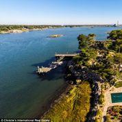 La «Tavern Island» des folles soirées new-yorkaises est à vendre