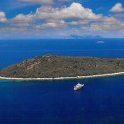 Brad Pitt et Angelina Jolie convoitent une île en Grèce
