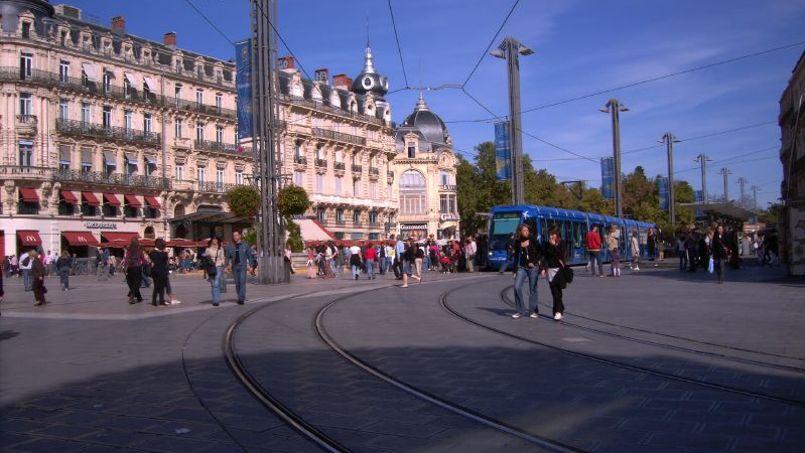 Les impôts locaux de la ville de Montpellier représentent presque trois mensualités supplémentaires par an. ©Jérôme Bon/Flickr