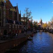 À Amsterdam, un pont va être construit par une imprimante 3D
