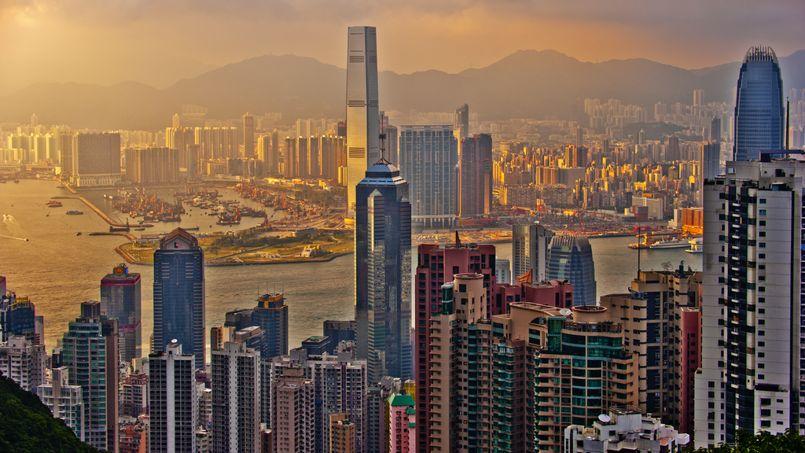 La ville de Hong Kong est deuxième du classement. Crédit: Flickr @ Mike Behnken.
