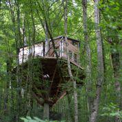 Son combat contre la mairie pour sauver sa cabane dans les bois