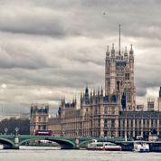 À Londres, le Palais de Westminster menace de s'effondrer
