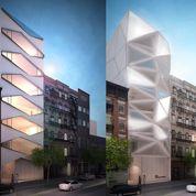 Un designer laisse ses fans Facebook choisir la façade de son immeuble