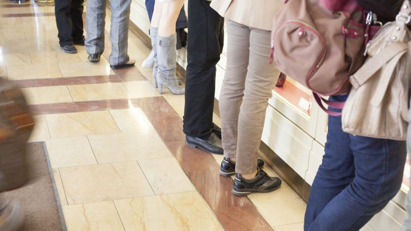 Les banques prises d'assaut avant la hausse des crédits immobiliers