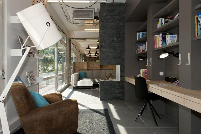 Bouygues invente des bureaux où on se sent presque comme à la maison