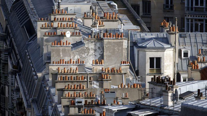 A Paris, l'encadrement des loyers entrera en vigueur dans un mois.