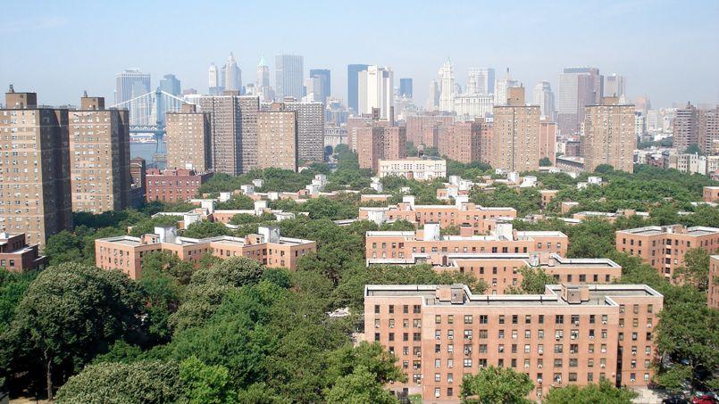 A New York, même le logement social est hors de prix. Crédit: Wikimedia