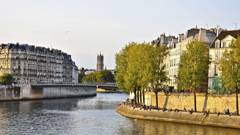 Les étrangers restent particulièrement attirés par l'hypercentre de la capitale.