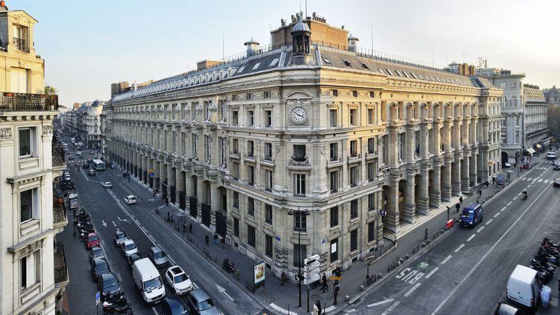 Hotel De La Poste Paris