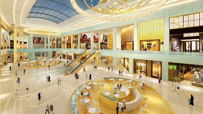 Le Qatar s'offre un centre commercial géant pour 1,2