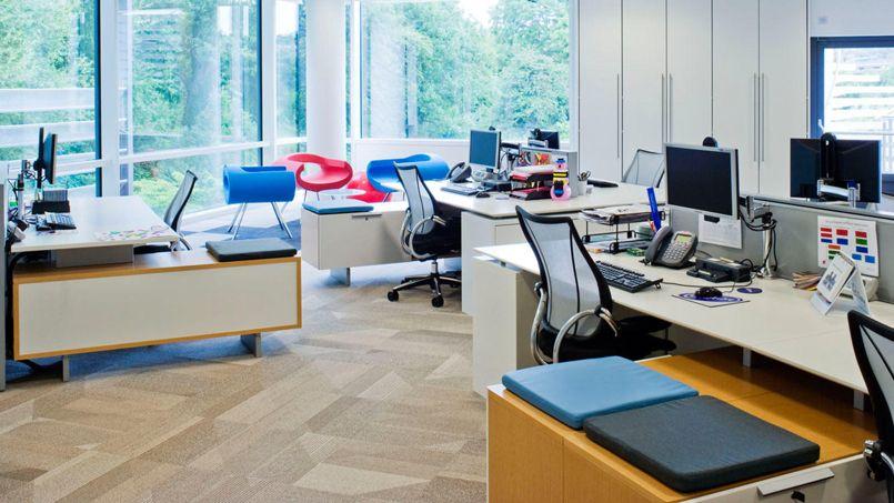 Le marché des bureaux de petites surfaces en plein boom à paris