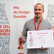 Étudiant, il crée une rampe design et écolo pour les personnes en fauteuil