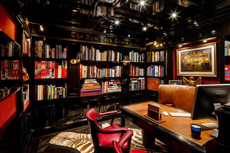 Visitez le penthouse de tommy hilfiger le luxe à l état pur