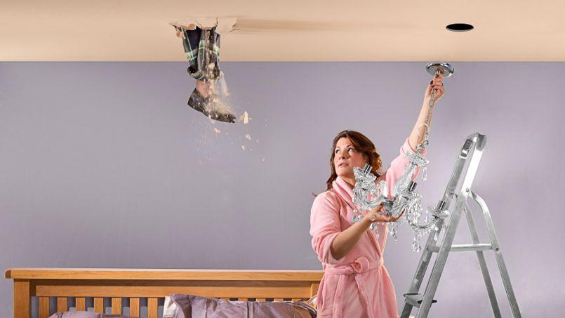 Dégât des eaux, incendie ou accident domestique peuvent ruiner vos vacances.