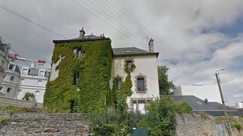 Le maréchal Foch a habité cette maison entre 1903 et 1906. Crédit: Google Maps.