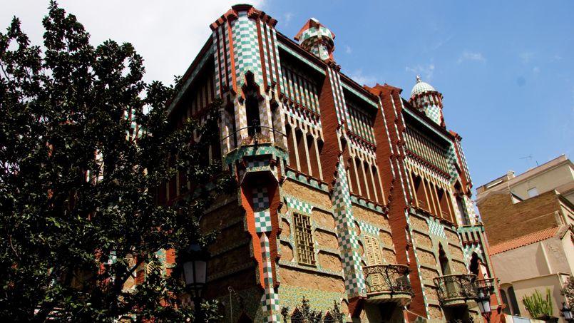 La Casa Vicens. Crédit © Eric Huang (Flickr)