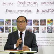 «60% d'une classe d'âge dans l'enseignement supérieur», nouvel objectif de Hollande