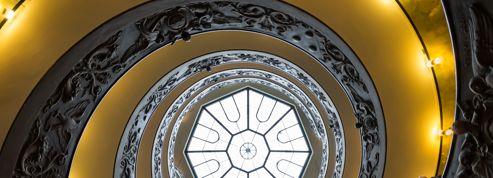 Découvrez ces escaliers à l'architecture insolite
