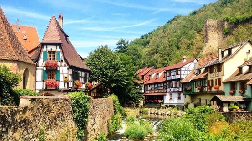 En Alsace Les Maisons 224 Colombages En Voie De Disparition
