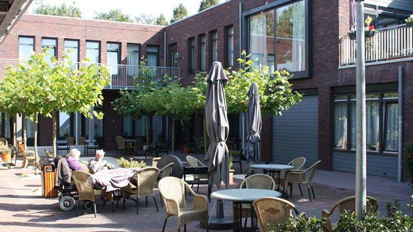 Le premier village Alzheimer en Europe fondé en 2009 à Weesp Crédit: Molenaar&Bol&VanDillen architekten, Vught.