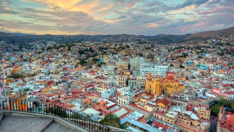 Guanajuato au Mexique. Crédit Photo: Jiuguang Wang/Flickr