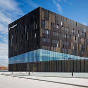 La surprenante architecture du nouveau bâtiment de l'Ecole de la marine marchande
