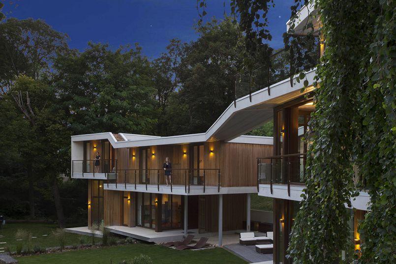 La maison kanji un havre de paix japonais dans l ouest for Construire maison japonaise