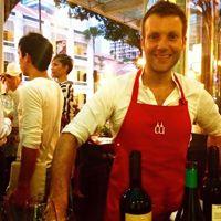 Alexis a créé un site de vente de vins à Singapour. ©LBommelaer