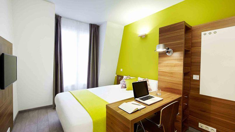 chambre tudiant design. Black Bedroom Furniture Sets. Home Design Ideas