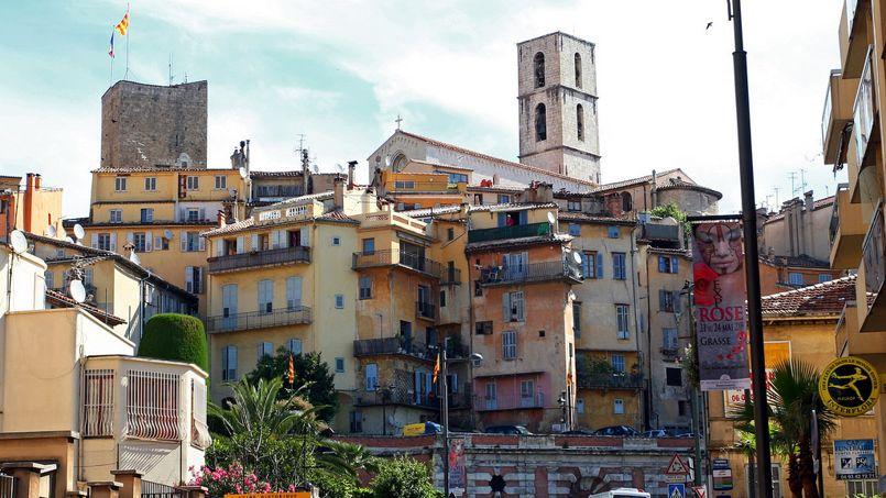 La ville de Grasse. Crédit: Alessandro Prada. (Flickr).