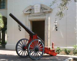 Le canon du Caltech peut tonner à tout moment. ©Keenan Pepper