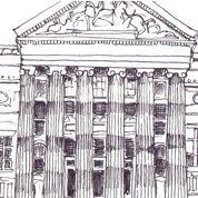 À Angers, dix étudiants des Beaux-Arts croquent le procès Bonnemaison