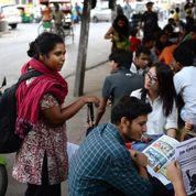 En Inde, les étudiantes se rebellent contre le «couvre-feu»