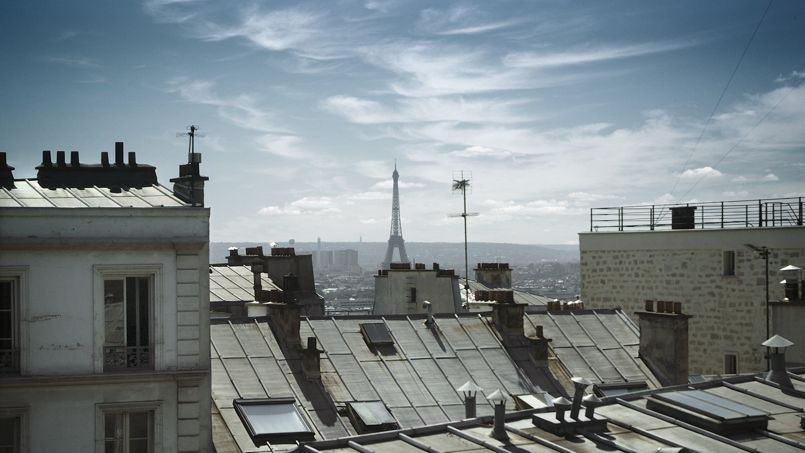 Sous ces toits, un million de mètres carrés vides vous contemplent, d'après l'Insee.