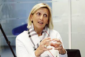 Isabelle BARTH, directrice générale de l'EM Strasbourg.