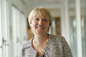 Catherine LESPINE, directrice générale du groupe Inseec.