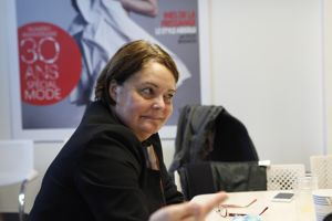 Florence LEGROS, directrice générale d'ICN BS.