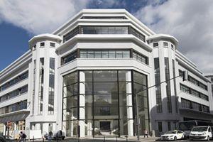 L'Immeuble choisi par l'Inseec est classé monument historique. ©Inseec.