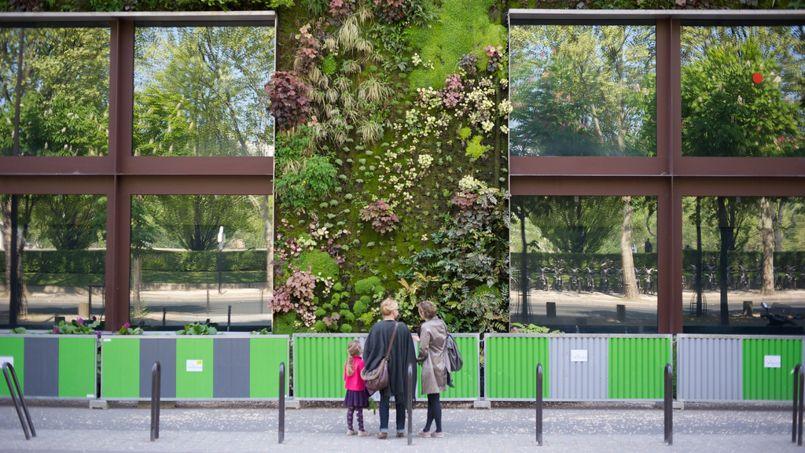 Une façade du musée du Quai Branly. Crédit: René Spitz. (Flickr).