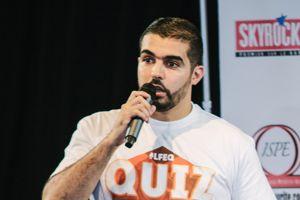 Abdellah Boudour, fondateur de l'association Force des Mixités.