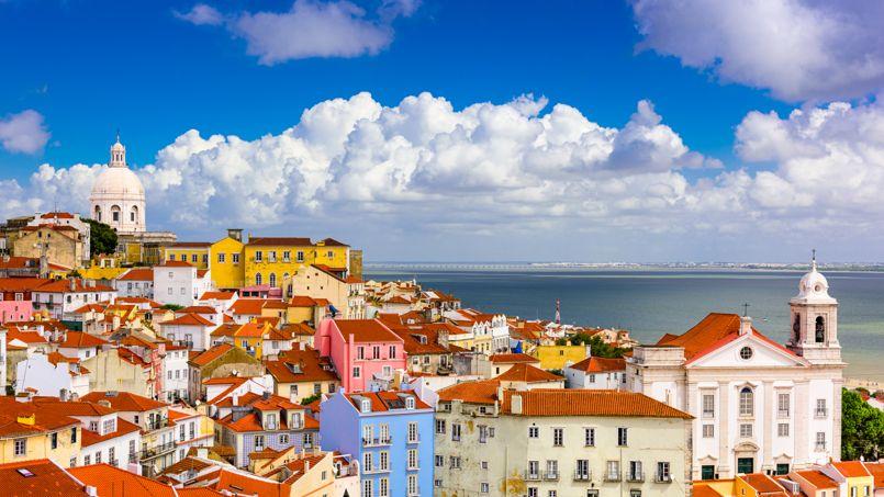 Lisbonne, ses facades colorées et sa qualité de vie.