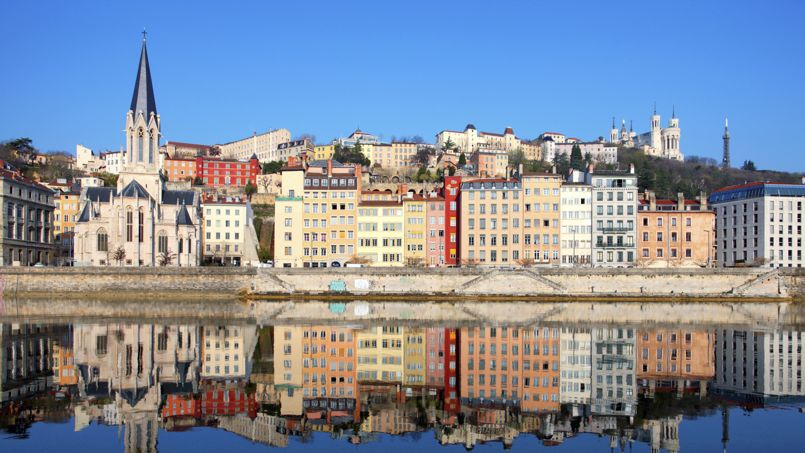Lyon, la ville de France où les marges de négociation immobilière sont les plus réduites.